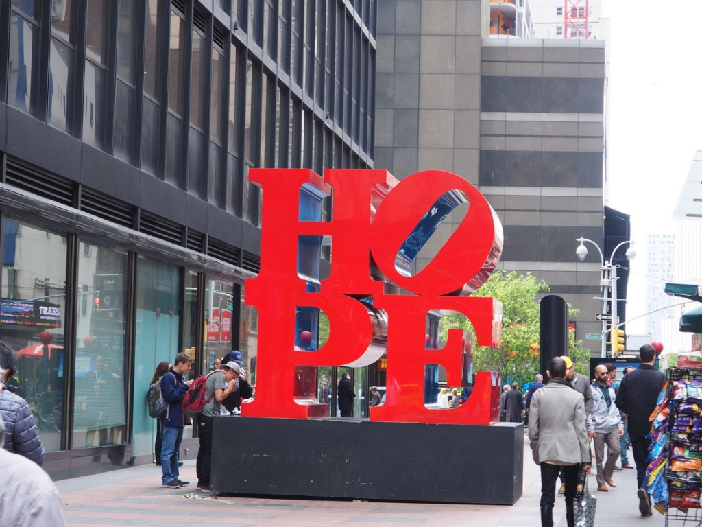 Ein Zwischen-Stop in New York - in 10 Stunden Big Apple erleben!
