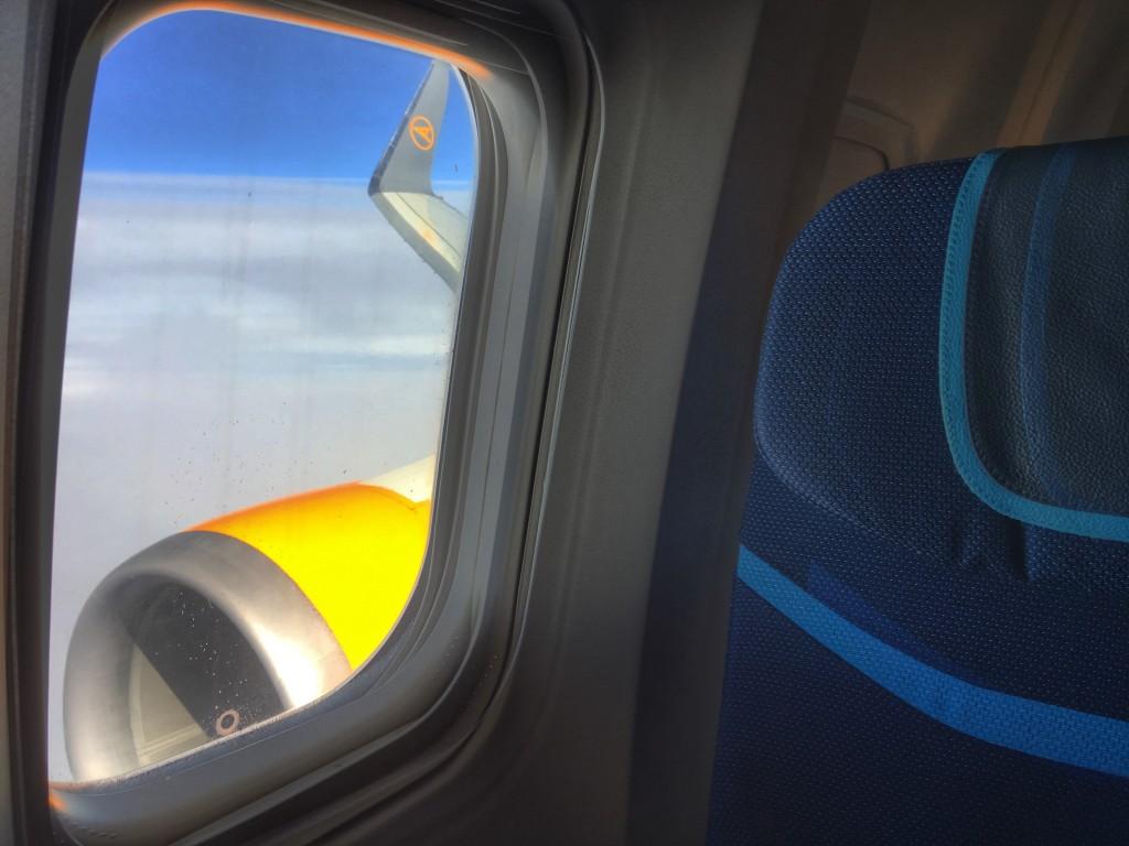 Mein erstes Mal... über den Wolken von Frankfurt nach New Orleans