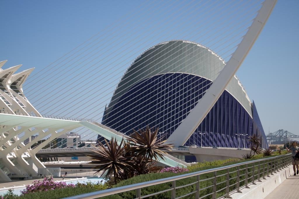 Valencia-Architektur