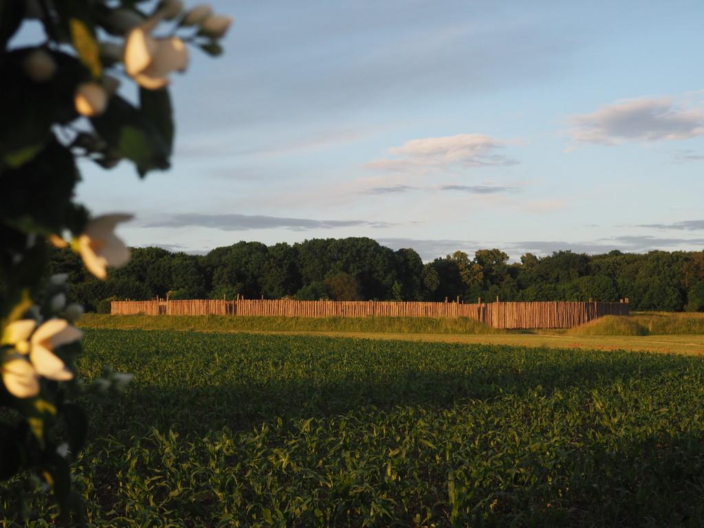 Das Sonnenobservatorium in Goseck: Eine Zeitreise in 7000 Jahre Geschichte.