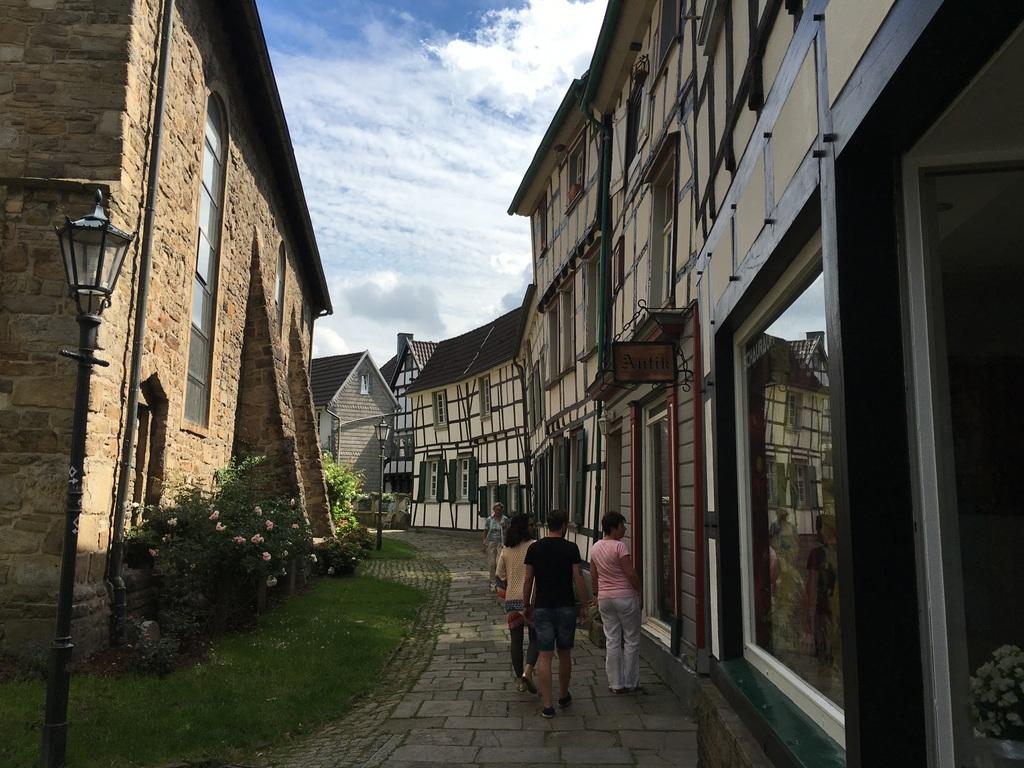 Ein Mädels-Wochenende in Hattingen (und Umgebung)