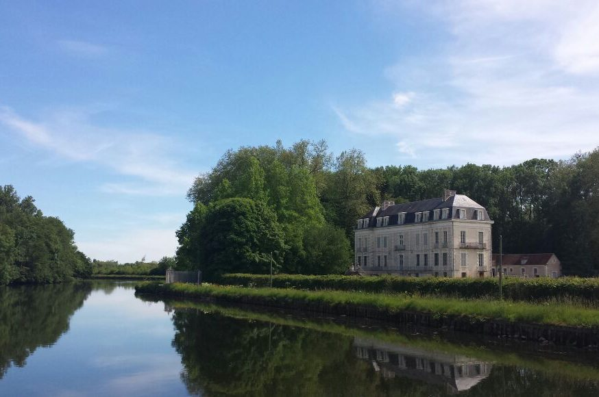Unsere Hausboottour in der Bourgogne - von Bailly nach Brienon-sur-Armançon
