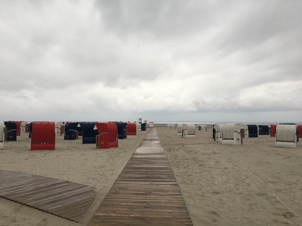 Strandkorb nordsee wallpaper  Ein Wochenende im Schlafstrandkorb. Wie ich die Nordsee bei ...