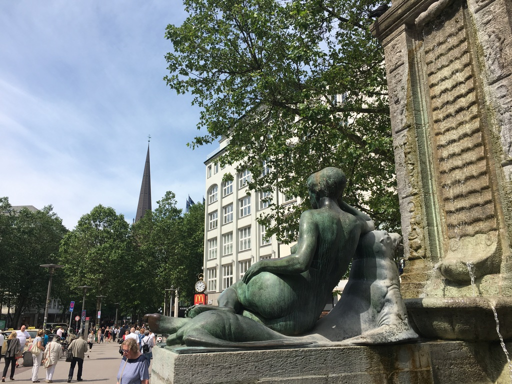 Die WISO - Challenge durch Hamburg: (M)Ein Erlebnisbericht als Filmstar