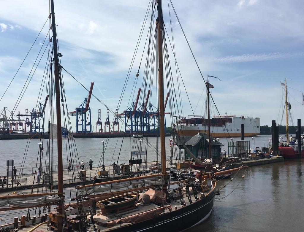 Hamburg mal anders - abseits der großen Sehenswürdigkeiten