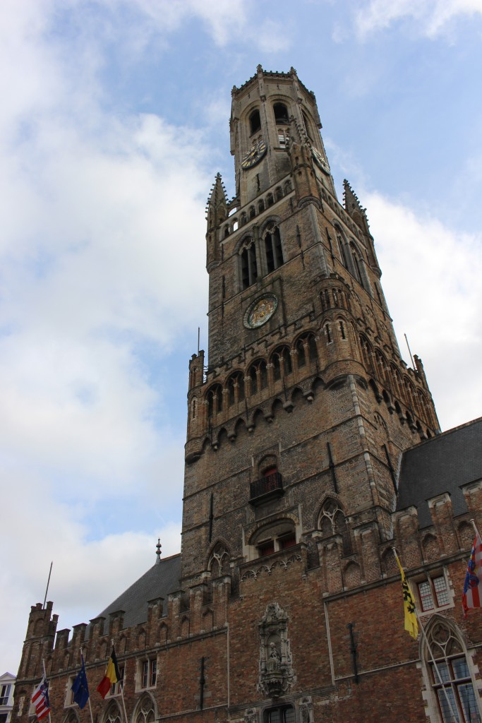 Belfort - der Turm aus dem 13. Jh.