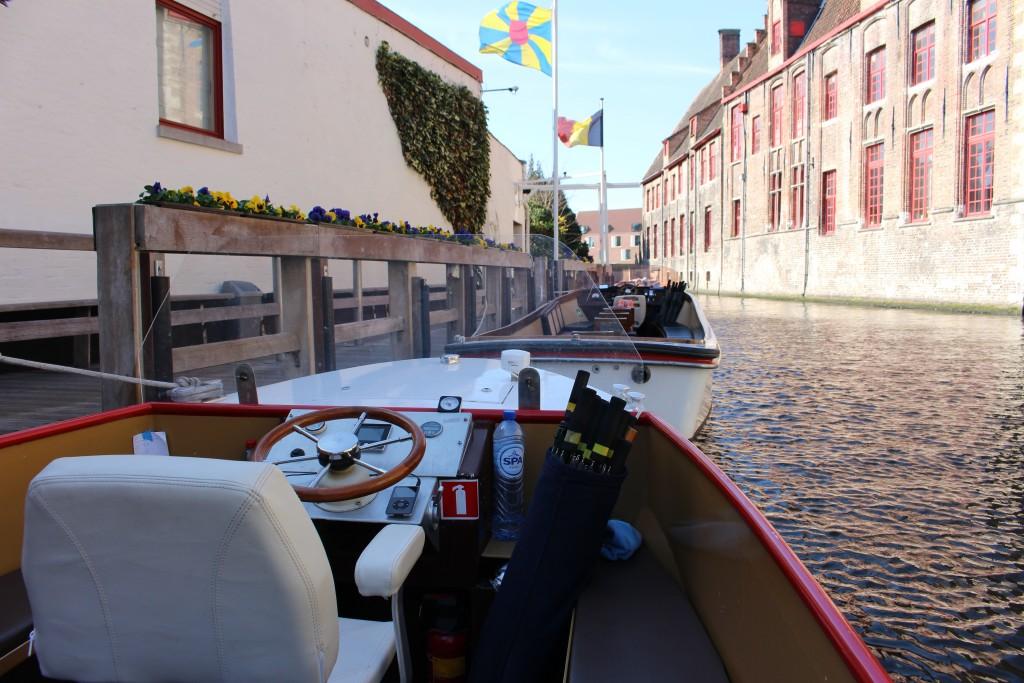 eine Bootsfahrt ... die ist lustig