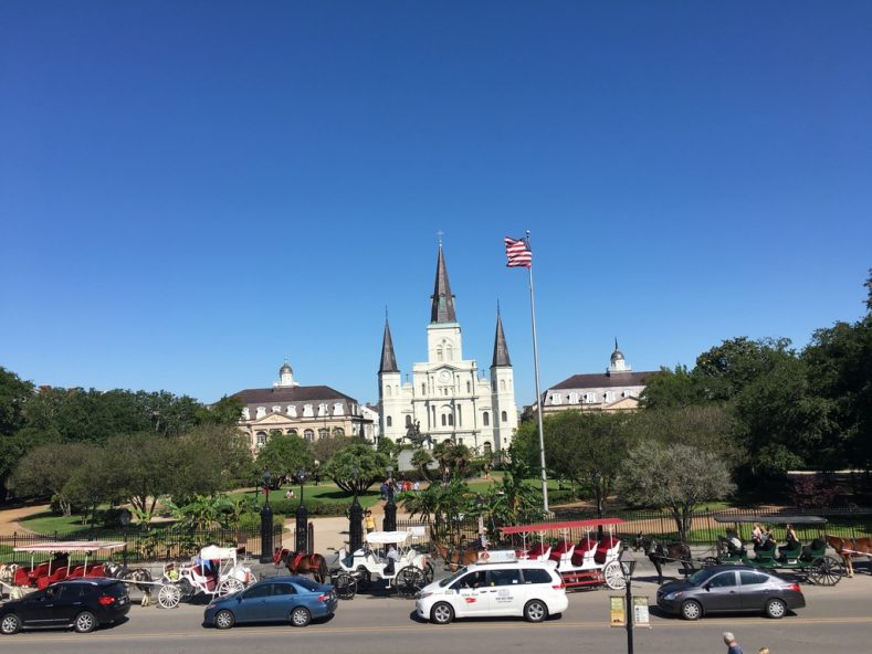 36 Stunden in New Orleans