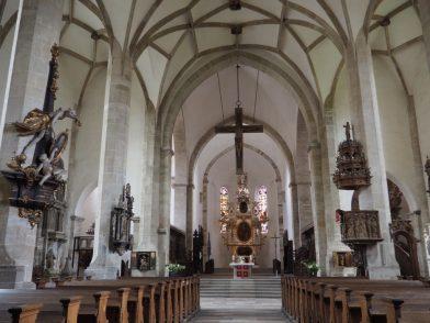 Die Erlebnisse des kleinen Reformators in Zeitz, Weissenfels und Merseburg