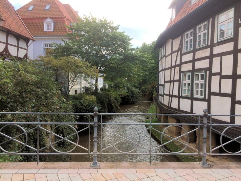 Der Herbst im Teutoburger Wald. Eine Rundreise durch Minden, Bad Salzuflen und Bielefeld