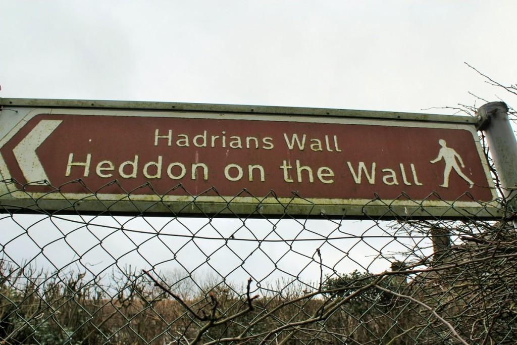 Hadrianswall - Ein kleiner Roadtrip an der Grenze zu Schottland