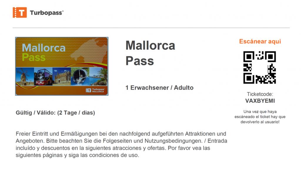 Lohnt sich der Mallorca Pass?