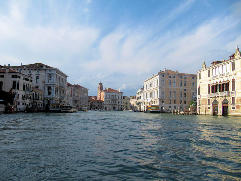 Erfahrungsberichte von Land und Wasser in Venedig