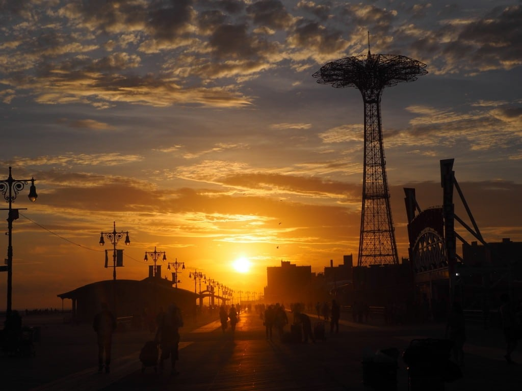New York Coney Island - mal weiter weg