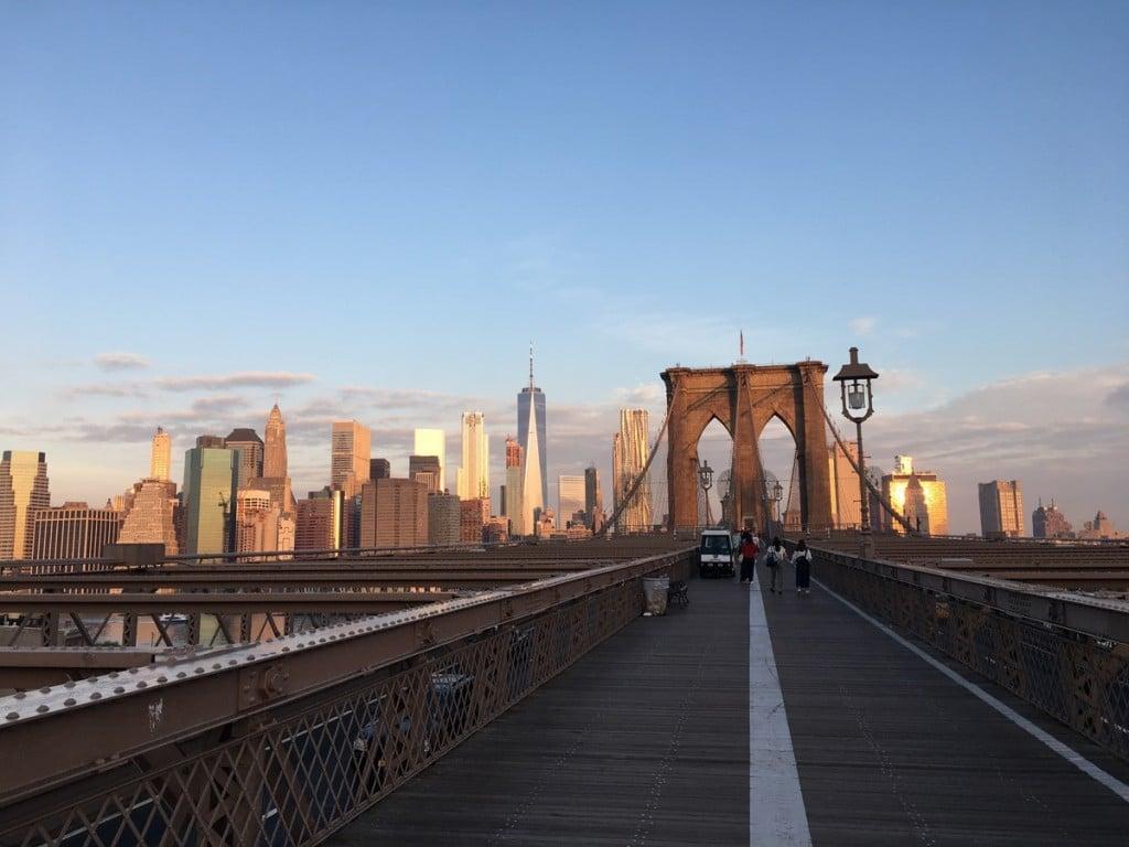 Einen Kurztrip nach New York: 52 Stunden in Big Apple