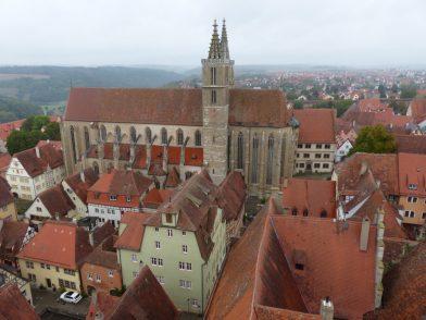 Ein Roadtrip ins Frankenland - drei Mädels auf Reisen: Rothenburg ob der Tauber