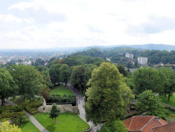 Die Sparrenburg - von Mittelalterfesten, Führungen und den schönsten Ausblick über Bielefeld