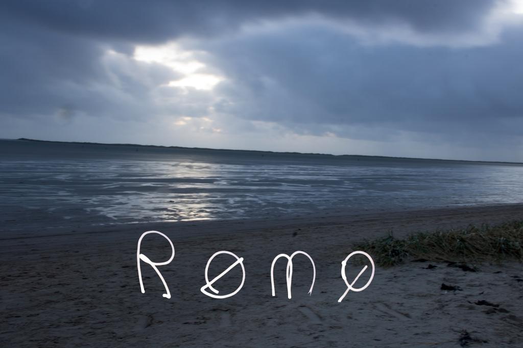 Insel Röm - Römö