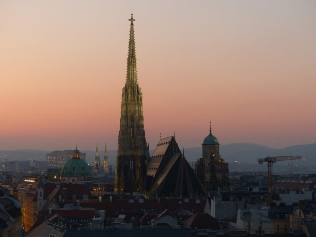 Luxus in Wien. Ein Wintermärchen