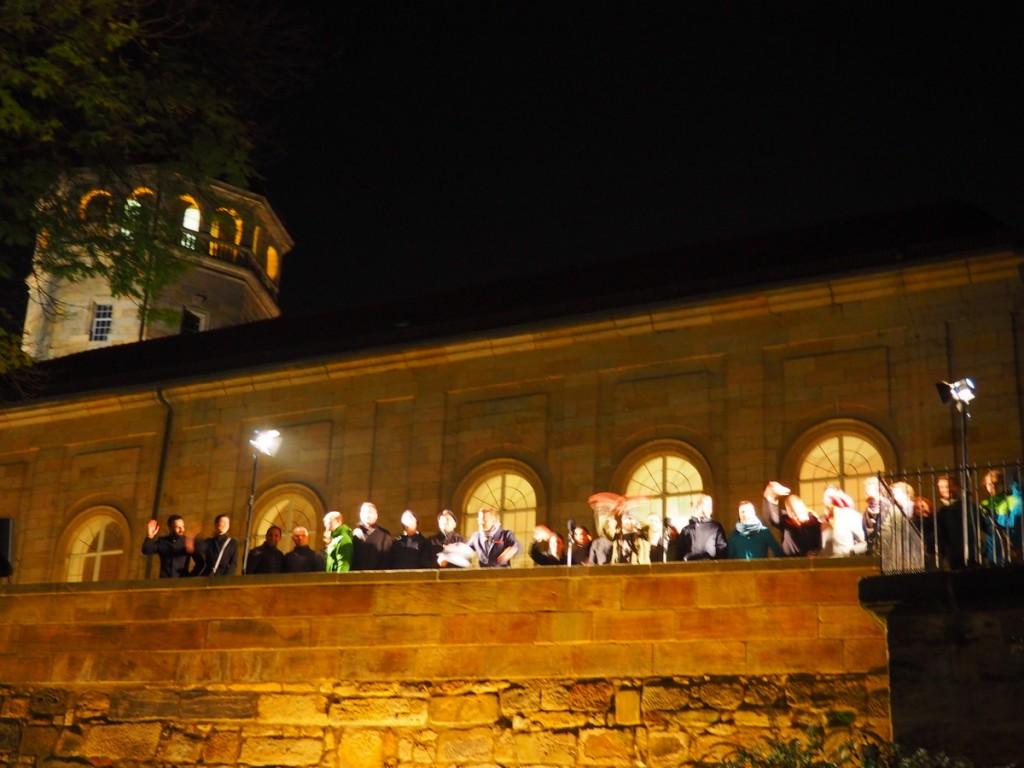 Sangeslust - A Cappella durch Bayreuth