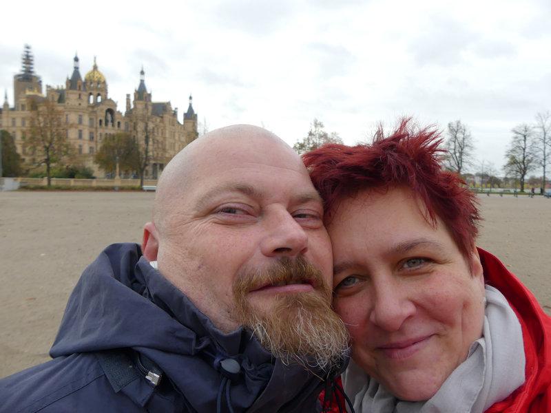 Ein stürmisch luxuriöses Wochenende in Schwerin