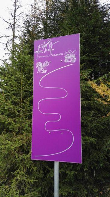 Auszeit im Holzhotel – Herbstausklang in der Forsthofalm in Leogang