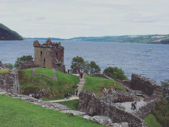 Eine Zeitreise nach Schottland - meine Abenteuer am Loch Ness