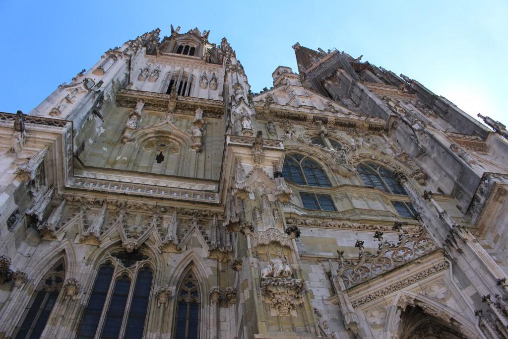 was wäre Regensburg ohne seinen Dom St. Peter ???