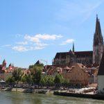 Regensburg - Altstadt mit Dom