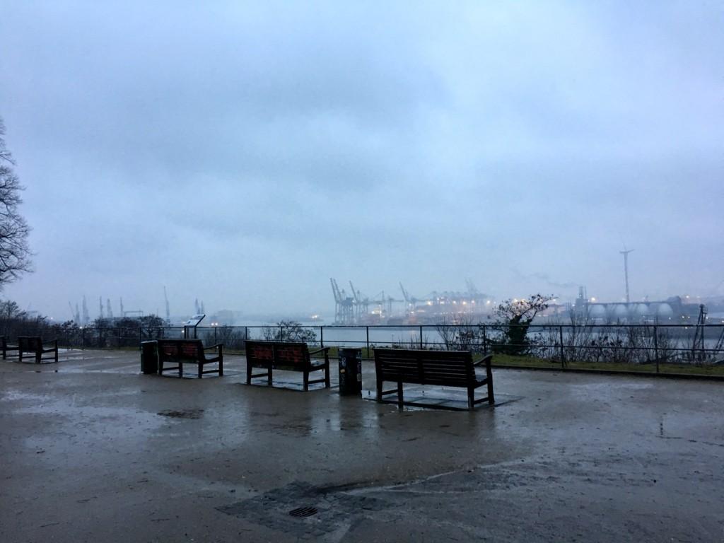 Hamburg zu Fuß: vom Kiez über die Hafenstadt nach Altona