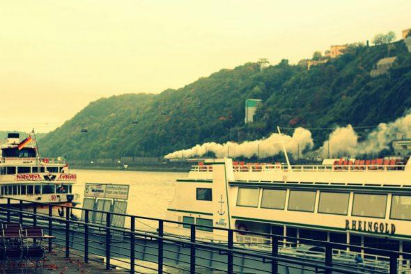 Eine etwas andere Klassenfahrt an Rhein und Mosel