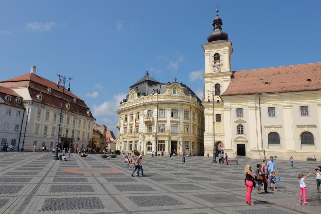 Ab in die Karpaten - Săliște, die Salzseen, Sibiu und das Storchendorf Cristian