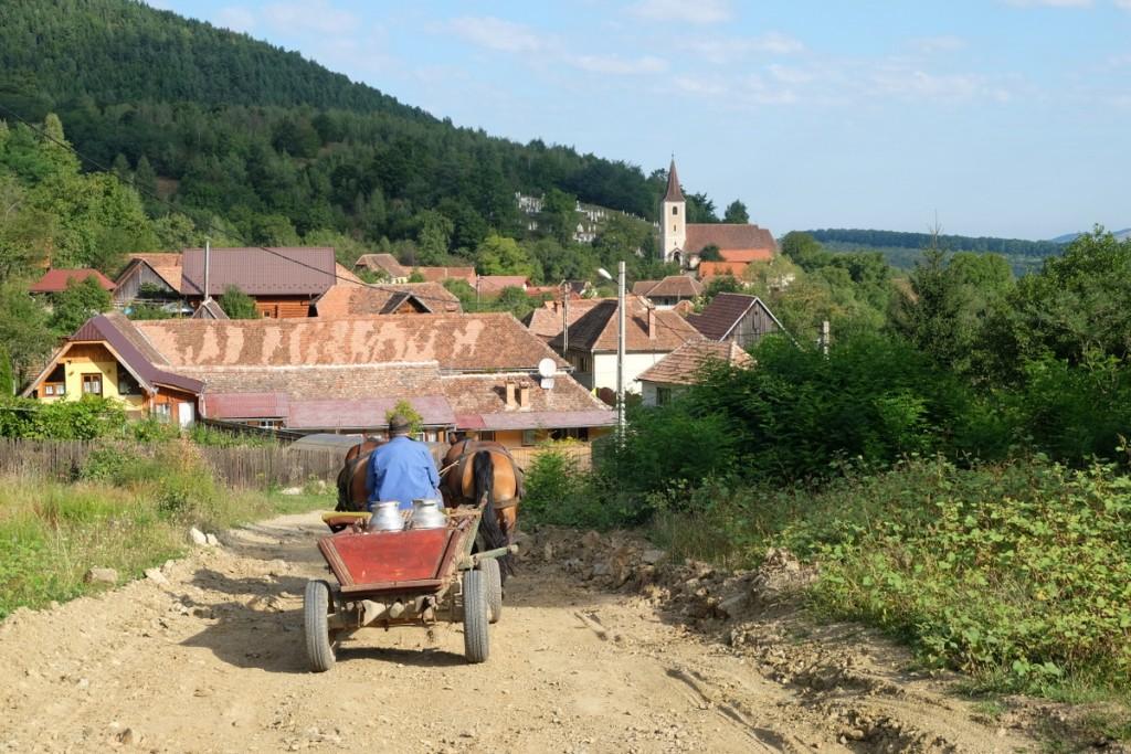 Wandern in den Karpaten - Fantanele, Sibiel undSighişoara