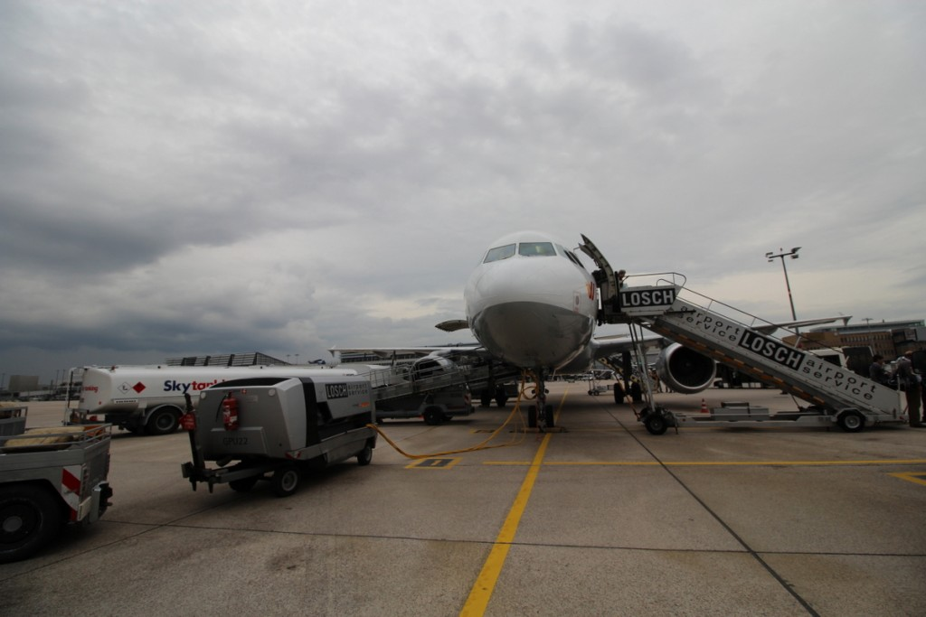 Ein Nachmittag hinter den Kulissen des Flughafen Stuttgart