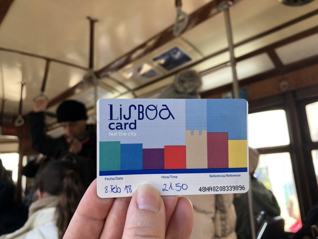 Lohnt sich die Lisboa Card?