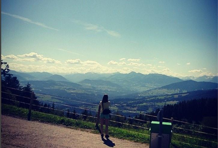 Mädelswochenende in Bregenz - Vom Genuss, den Bergen und dem Bodensee