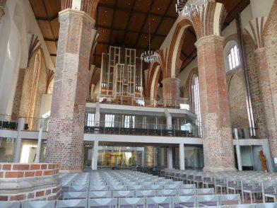 Zuhause unterwegs: Der Dom St. Marien in Fürstenwalde/Spree