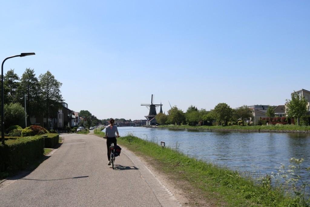 Mit dem Rad unterwegs zu Schlössern und Herrenhäusern rund um Voorburg