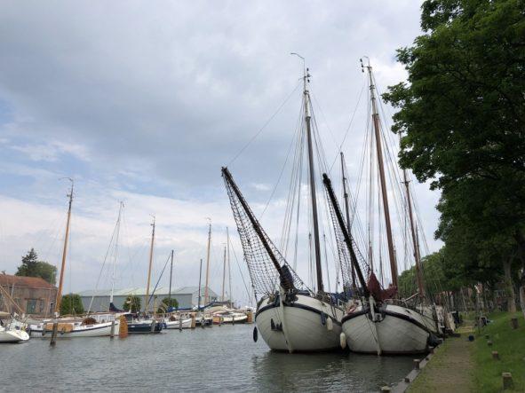 Amsterdam Castle Muiderslot: von niederländischen Wasserschlössern und Burgfräulein-Feeling