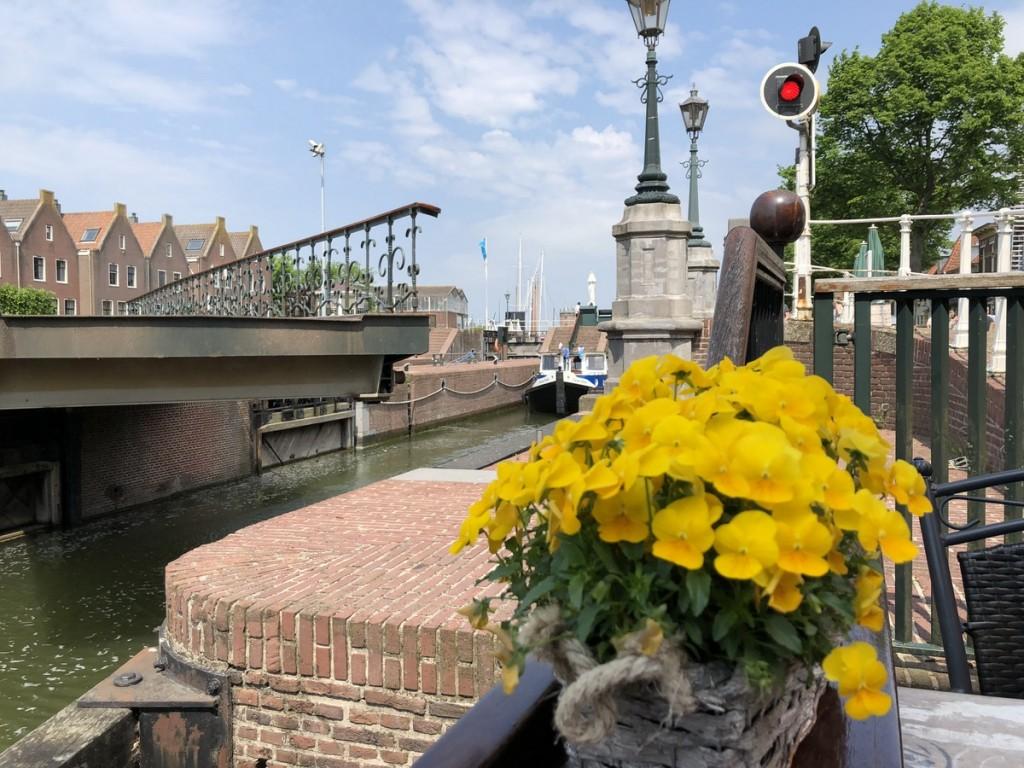 Ein Spaziergang durch Muiden - Kurzurlaub in Holland