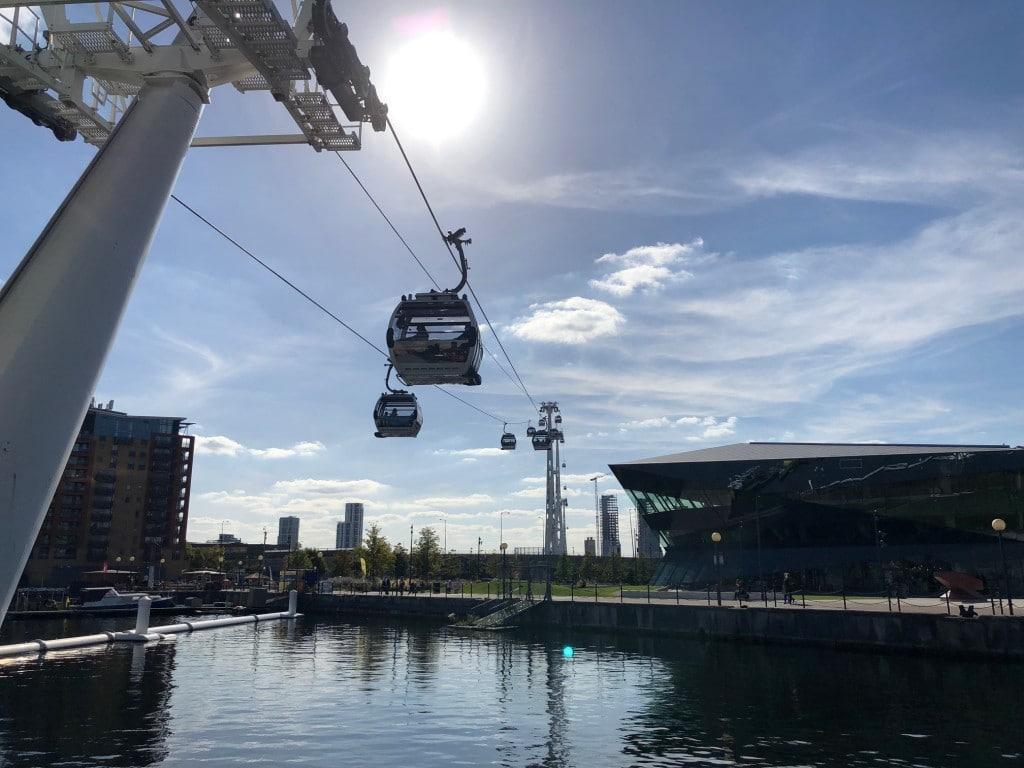 Londons Sehenswürdigkeiten mit Ausblick. Lohnt sich The Shard oder London Eye?