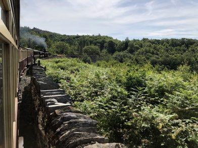 Mit der Bahn durch Wales - ein etwas anderer Roadtrip