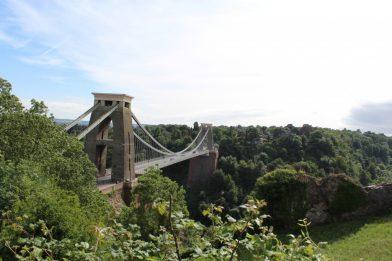 Brücken der Welt: Clifton Suspension Bridge in Bristol