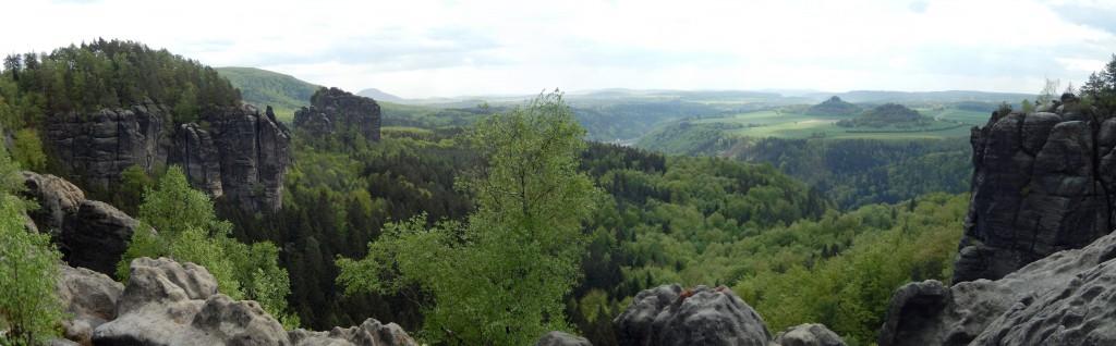 Natur pur in der Sächsischen Schweiz: Aktiv unterwegs im Elbsandsteingebirge
