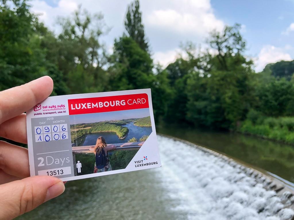 Lohnt sich die Luxembourg Card?
