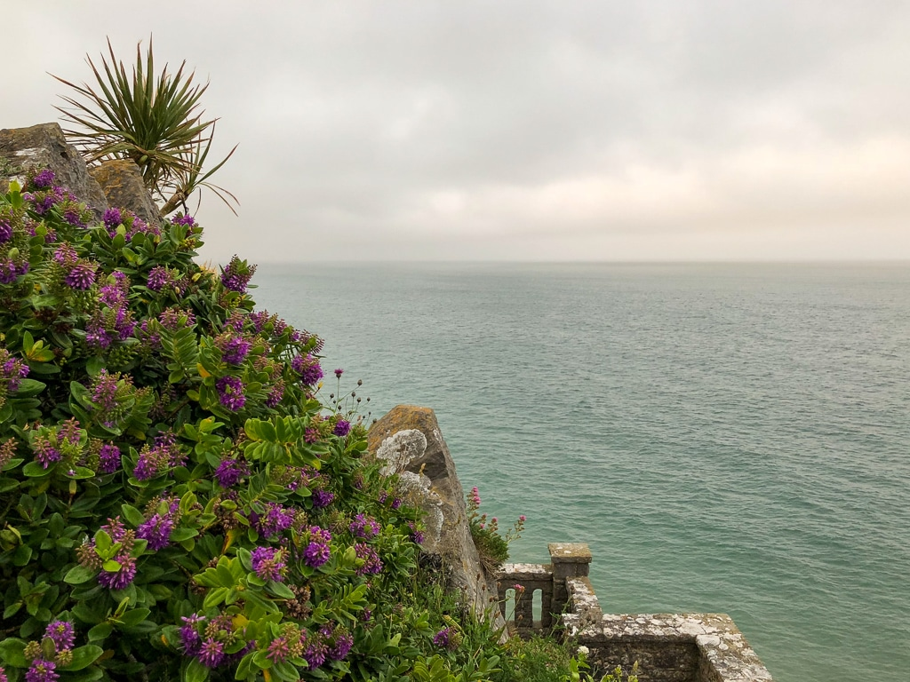 Ein Tag in Tenby - Wandern auf dem Küstenpfad in Pembrokeshire