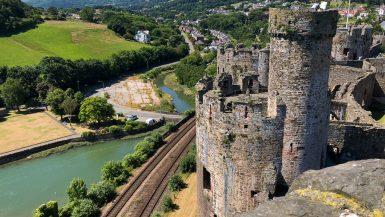 Eine Woche in Conwy - Entspannter Urlaub in Wales