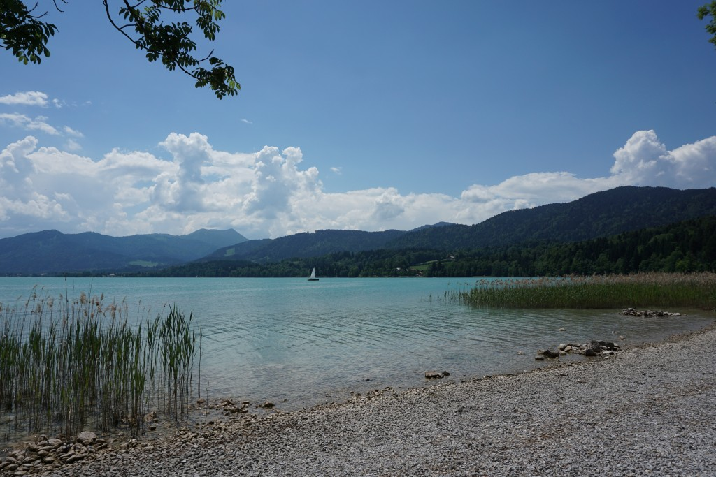 Südsee-Feeling in Bayern - unser Kurztrip zum Tegernsee