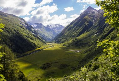 Osttirol Wandern Gletscherlehrweg