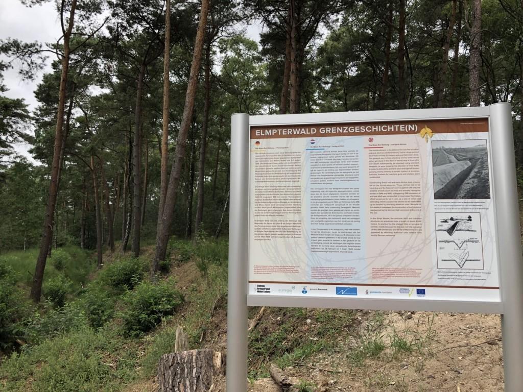 An Grenzen gehen - eine Zeitreise an der Grenze zwischen Holland und Deutschland